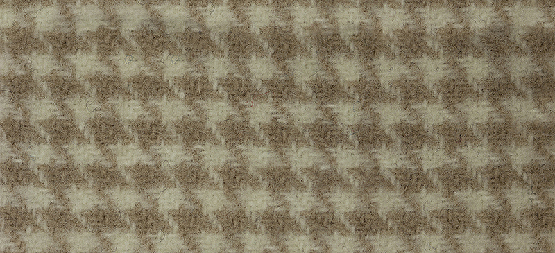Weeks Dye Works Houndstooth Wool1096 Snow Cream