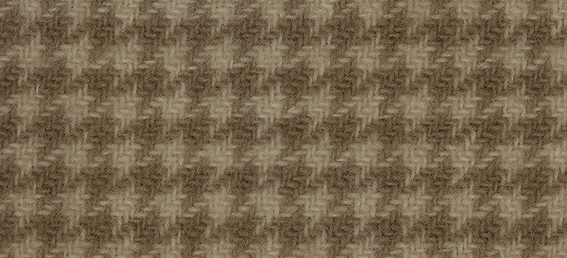 Weeks Dye Works Houndstooth Wool1110 Parchment