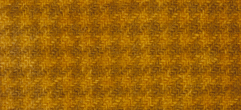 Weeks Dye Works Houndstooth Wool1224a Mustard