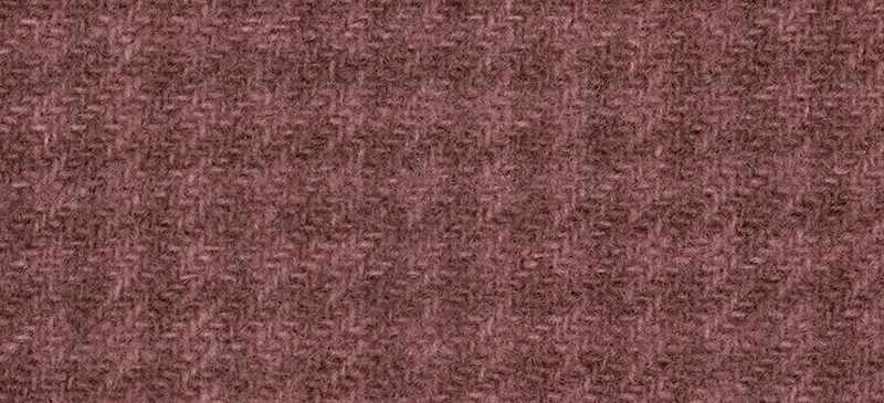 Weeks Dye Works Houndstooth Wool1332 Red Pear