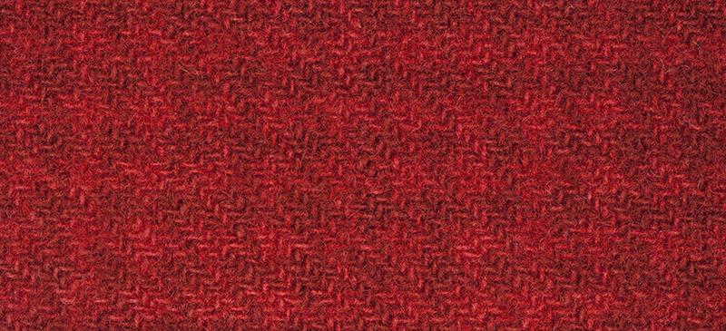 Weeks Dye Works Houndstooth Wool1334 Merlot