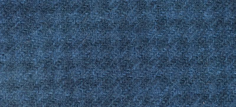 Weeks Dye Works Houndstooth Wool2104 Deep Sea