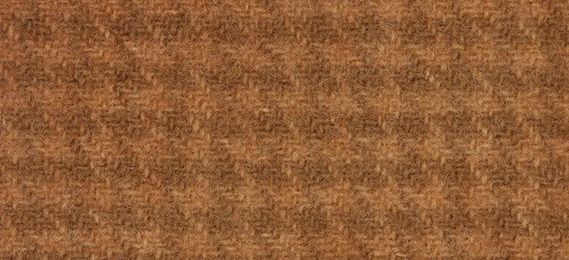 Weeks Dye Works Houndstooth Wool2242 Cognac