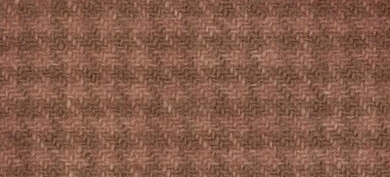 Weeks Dye Works Houndstooth Wool2254 Cinnabar