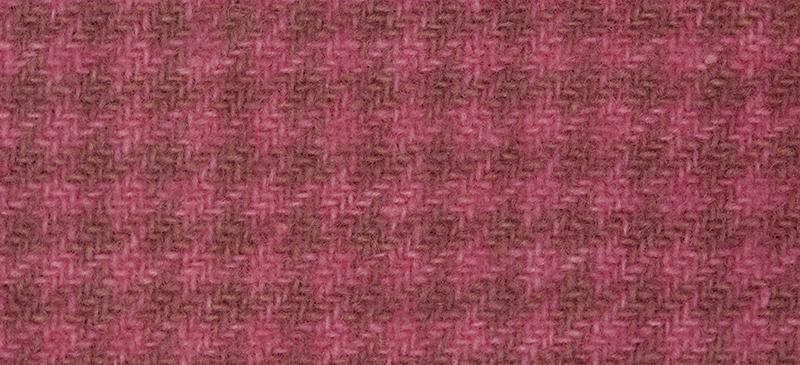 Weeks Dye Works Houndstooth Wool2275 Crepe Myrtle
