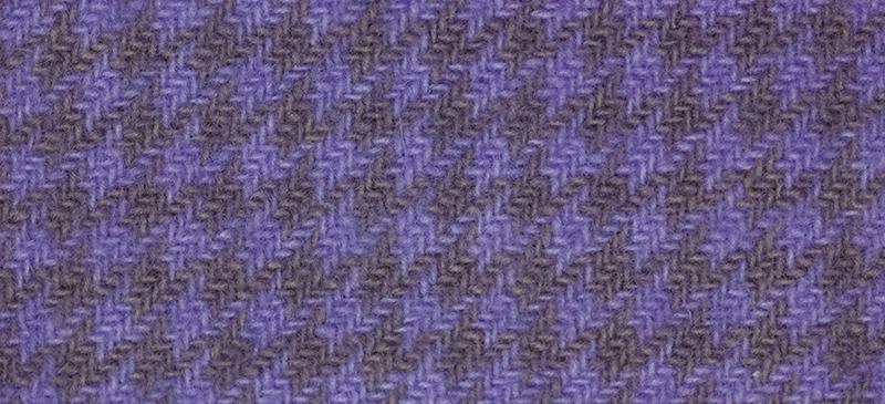 Weeks Dye Works Houndstooth Wool2316 Iris