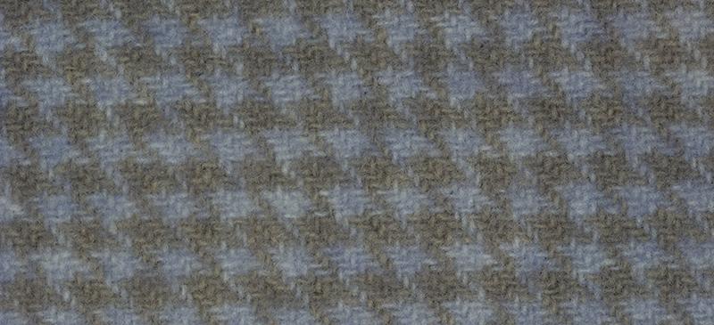 Weeks Dye Works Houndstooth Wool2337 Periwinkle