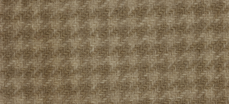 Weeks Dye Works Houndstooth Wool3500 Sand