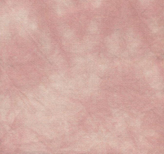 Permin Hand Dyed Jobelan28 count Pink Dahlia