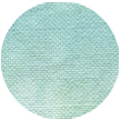 Permin Hand Dyed Linen 28 Count Caribbean Blue