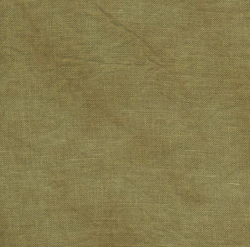 Permin Hand Dyed Linen  32 Count Copper Penny