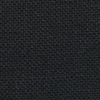 Zweigart 32 count Belfast Linen Black 3609-720