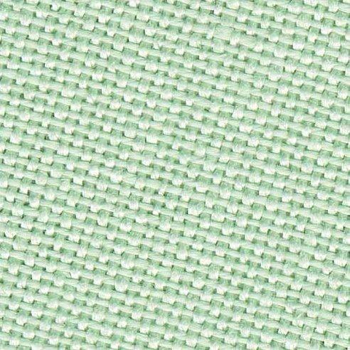 Zweigart 20 Count Cork Linen Mint Green 3340-633