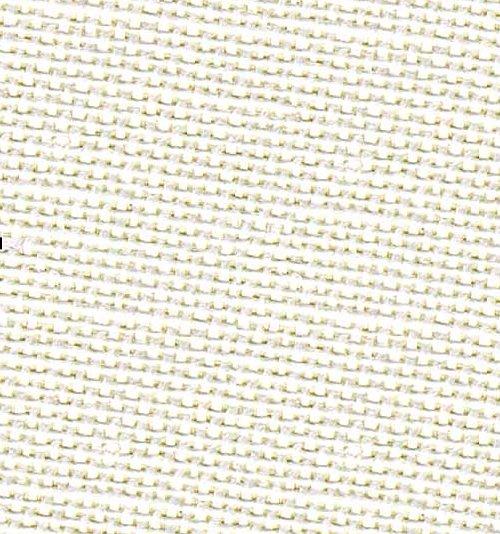 Zweigart 25 Count Dublin Linen Antique White 3604-101