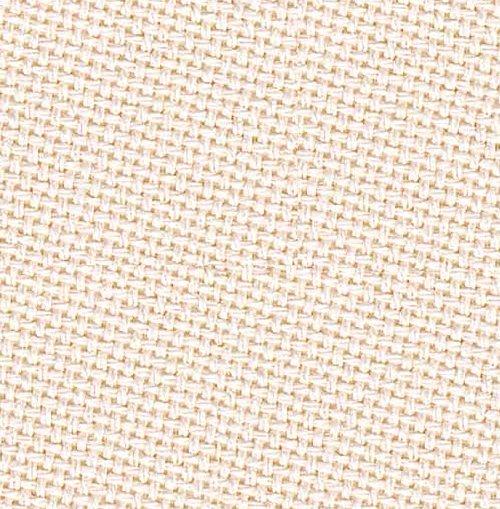 Zweigart 25 Count Lugana Bone 3835-253