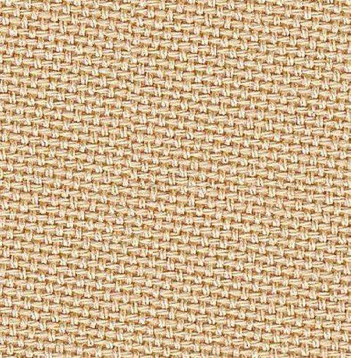 Zweigart 25 Count Lugana New Khaki 3835-307