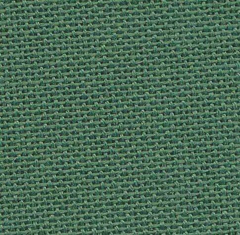 Zweigart 28 Count Lugana Dark Green 3270-6037
