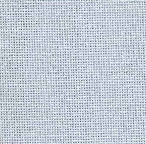 Zweigart 28 Count Lugana Ice Blue 3270-550