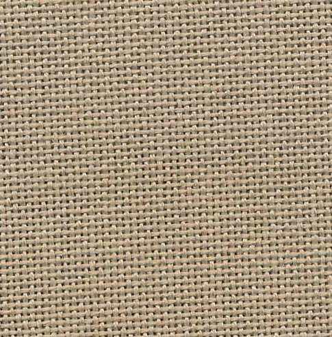 Zweigart 32 Count Lugana Taupe 3984-306