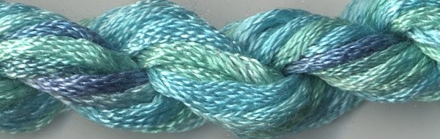 Caron Collection Waterlilies0181 Ocean Breeze