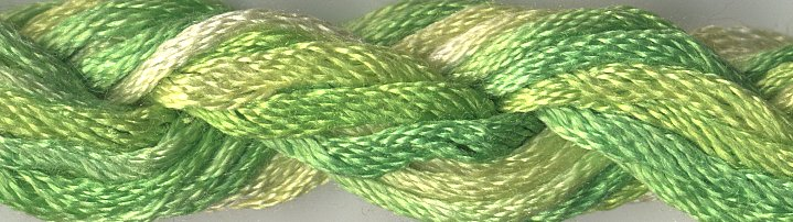 Caron Collection Waterlilies0201 Budding Leaf