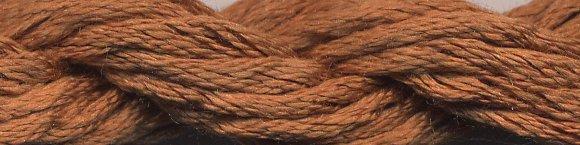 Soie Cristale1102 Orange Brown