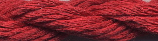Soie Cristale2073 Coral Red