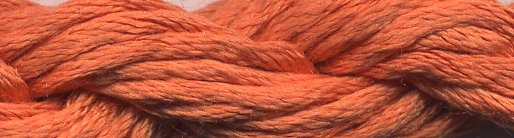 Soie Cristale3012 Tangerine