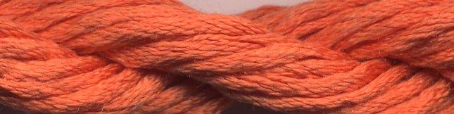 Soie Cristale3024 Bright Orange
