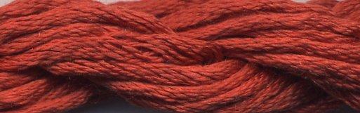 Soie Cristale3051 Red Orange