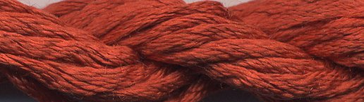Soie Cristale3062 Rust Orange