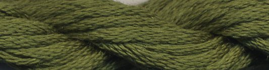Soie Cristale5022 Olive Green