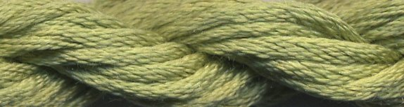 Soie Cristale5024 Olive Green