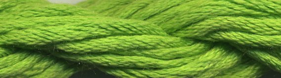 Soie Cristale5043 Lime Green