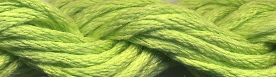 Soie Cristale5045 Lime Green