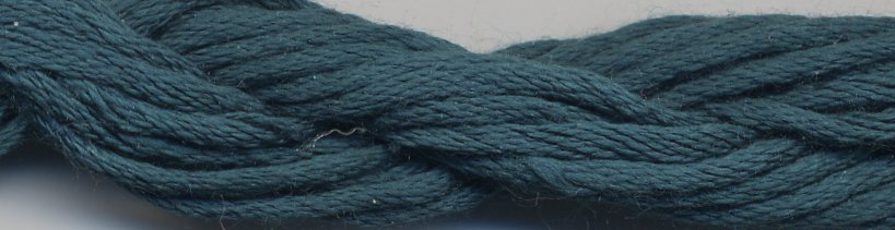 Soie Cristale8020 Teal Green