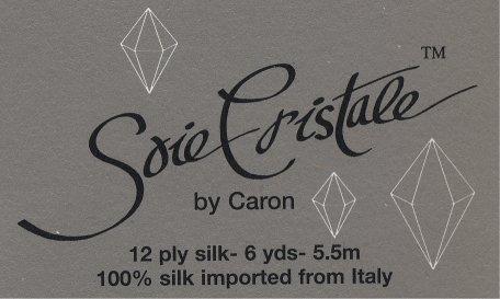 Soie Cristale Complete Set Of 239 Skeins