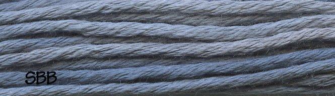 Classic Colorworks Silk Puritan Blue