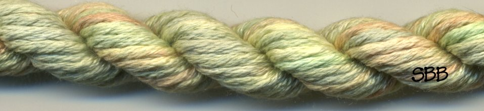 Clearance Silk 'N Colors0250 White Pistachio