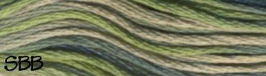DMC Color Variations4065 Morning Meadow