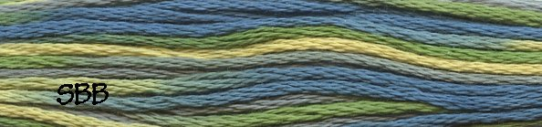 DMC Coloris4506 Spring