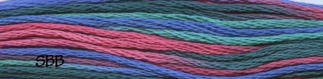 DMC Coloris4507 Bougainvillea