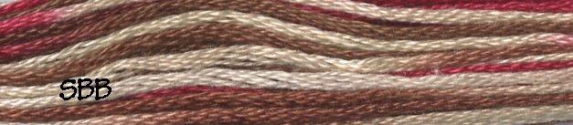 DMC Coloris4516 Black Forest