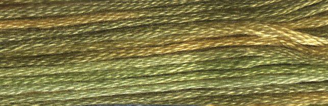 DMC Size 5 Pearl Cotton Color Variations4070 Autumn Leaves