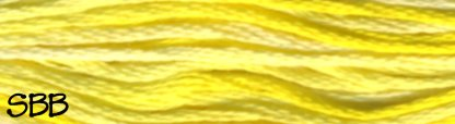 DMC Size 5 Pearl Cotton Color Variations4077 Sunshine