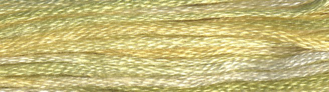 DMC Size 5 Pearl Cotton Color Variations4080 Daffodil Fields