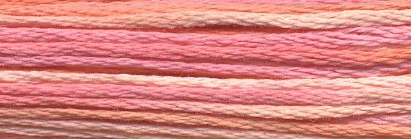 DMC Size 5 Pearl Cotton Color Variations4110 Sunrise