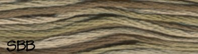 DMC Size 5 Pearl Cotton Color Variations4145 Sand Dune