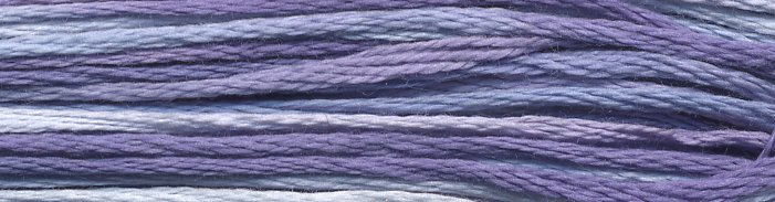 DMC Size 5 Pearl Cotton Color Variations4220 Lavender Fields