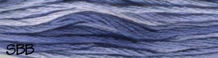 DMC Size 5 Pearl Cotton Color Variations4235 Artic Sea
